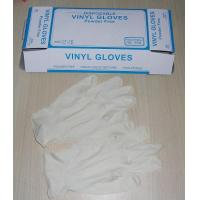 Cheap HPV602 disposable vinyl glove for sale