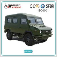 Cheap TypeⅡ4 4 / 4WD Off Road Right Hand Drive / RHD Iveco Diesel Ambulance for sale