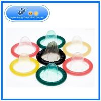 Cheap Male Latex Best Condoms For Contraception With Customized Logo Design for sale