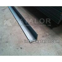 Cheap Angle steel ASTM A588 Grade B corten angle steel for sale