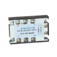 Three Phase 10 to 150 Amps Solid State Relays Electrical Relays