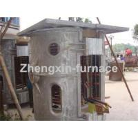 Cheap 1t Induction Melting Furnace for Aluminum Scrap for sale
