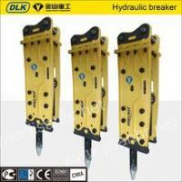 Cheap soosan hydraulic jack hammer for EX100 excavator for sale