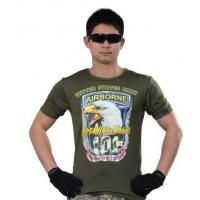 Cheap T-shirt/Polo The 101th airborne division's speed dry T-shirt for sale