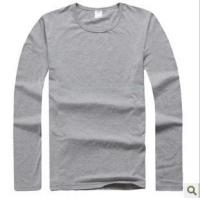 Cheap T-shirt/Polo Agent's authentic long sleeve T-shirt male for sale
