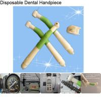 Cheap Disposable Dental Hand pieces for sale