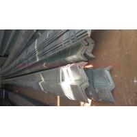 Cheap Hot Dipped Galvanized Steel Angle for Frames, shelves, for sale