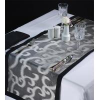 Cheap Designer Organza Floral Runners & Placemats for sale