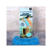 Cheap Wholesale Stock Small Order Dual Sided Back Scrubber for sale