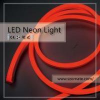 Cheap 50M 220V RGB LED Neon Flex 5050 SMD 16.4*8MM Neon Rope Full Color Changing strip light for sale
