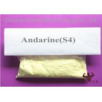 Cheap Light Yellow SARMS Raw Powder Andarine S4 SARMS For Bodybuilding CAS 401900-40-1 for sale