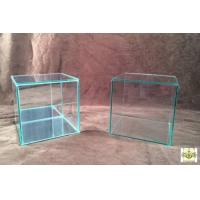Cheap Display Cases - Glass Cube Cases for sale