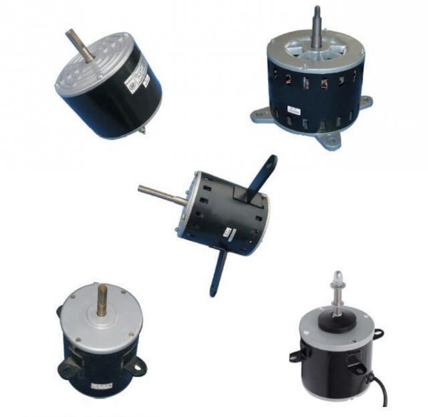 High Pressure Coils : High static pressure fan coil series motor with