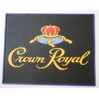 Crown Royal Canadian Whisky Rail Bar Mat Runner Drip Mat New