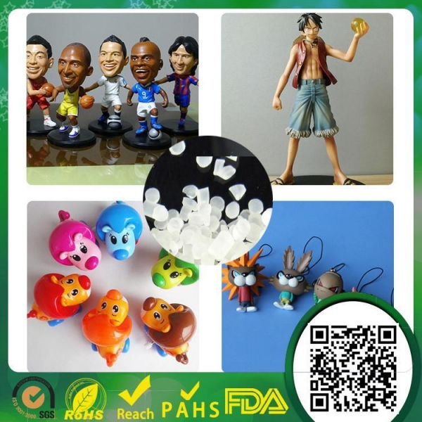 Quality PVC toy material wholesale