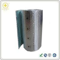 Silver Foil Backed Bubble Insulation Wrap For Wall
