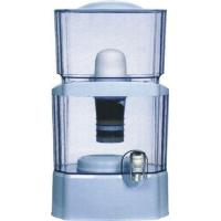 24L Mineral Water Pot Purifier with ceramic filter 7 grade cartridge