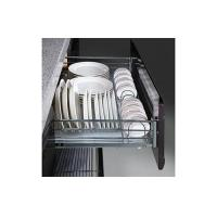 Cheap Chrome-plate dish drawer basket drawer\rice boxes\trash for sale