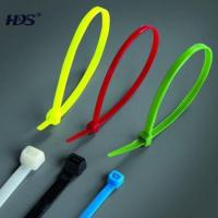 Cheap self-locking plastic cable ties for sale