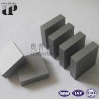 Cheap hardmetal square plate for sale