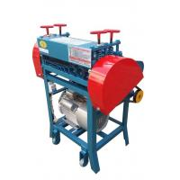 Dual Channel Six Knives Stripping Machine(add 6 slot)