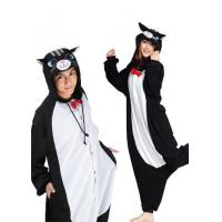 Adult Onesie Black Cat Onesie