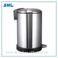 Cheap 20L Stainless steel trash can for sale