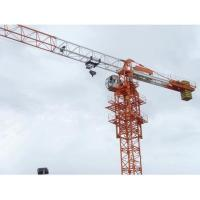 Cheap 4t Mini P4810/5010 Topless Tower Crane Manufacturers for sale