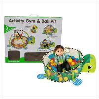 Cheap ACTIVITY GYM & BALL PIT for sale