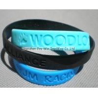 Cheap Promotional Silicone Wristband,Wristband for business promotion for sale
