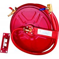 Fire hydrant box parts Water, foam hose reel