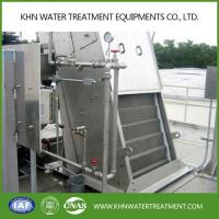 Cheap Perforated Plate Fine Screen for Water Treatment for sale