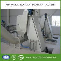 Fine Screen for Water Treatment