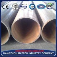 Cheap Steel Pipes and Tubes A333-6 Low Temperature Steel Pipe for sale
