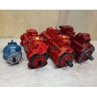 Hydraulic pump assembly series