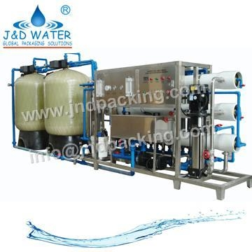 Quality Water Treatment water treatment  Water Treatment Equipment with RO System wholesale